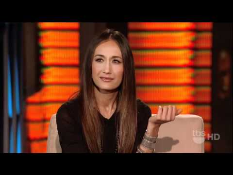 Maggie Q @ Lopez Tonight.mp4