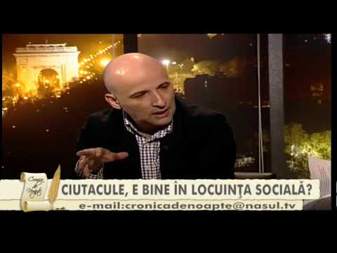 CIUTACULE, E BINE IN LOCUINTA SOCIALA?