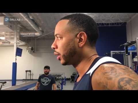 Dallas Mavericks Practice at New Practice Facility