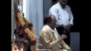 Dr. C Narayana Reddy's visit to Aarabhi