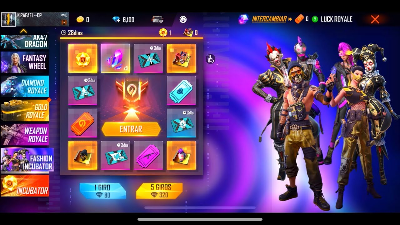 SPIN 50 TICKET INCUBATOR 🤩 The Best Luck 😱 - Free Fire #Shorts