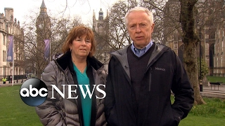 Eyewitnesses describe London terror attack