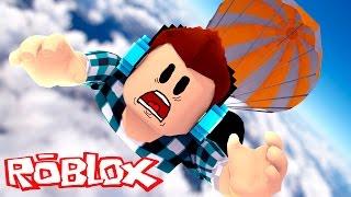 ROBLOX-PARACHUTES JUMP!!