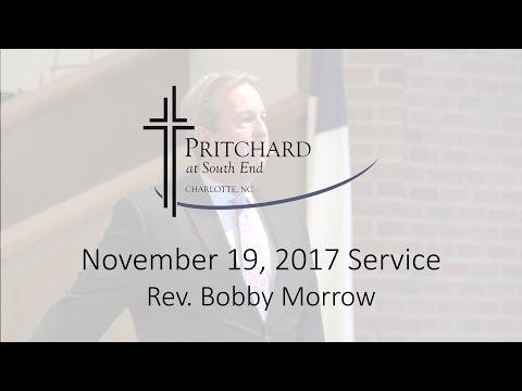 Pritchard Service - November 19, 2017