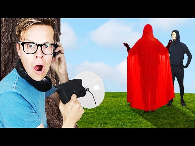 We Crash Hacker Meeting! (GAME MASTER Face Reveal Underground at 3am)