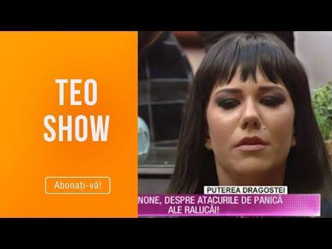 Teo Show (21.03.2019) - Andy Si None, Despre Atacurile De Panica Ale Ralucai!