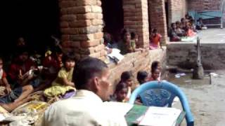 Primary education in india / interview by Ajay Prakash