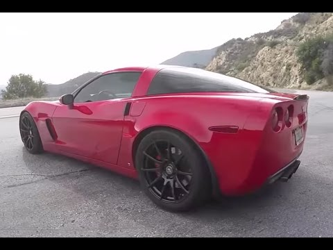 715 WHP Supercharged C6 Corvette Z06 - One Take