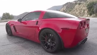 715 whp supercharged c6 corvette z06 one take