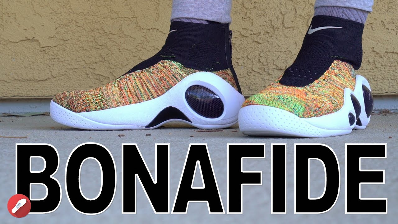 1da36e7b796d Nike Flight Bonafide Review! - YouTube