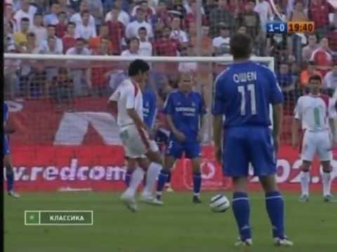 Sergio Ramos Goal against Real Madrid 2004/2005
