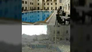 حلب كيف كانت وكيف اصبحت..اغنيه شهباء