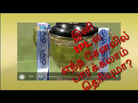 IPL 2018 RIGHTS with popular sports network?? | IPL not in Sony network channels?? |Star sports IPL