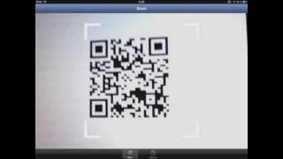 Как распознать QR код?