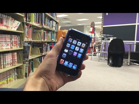 Is It Possible To Live With An iPod Touch 2nd Generation In 2016?
