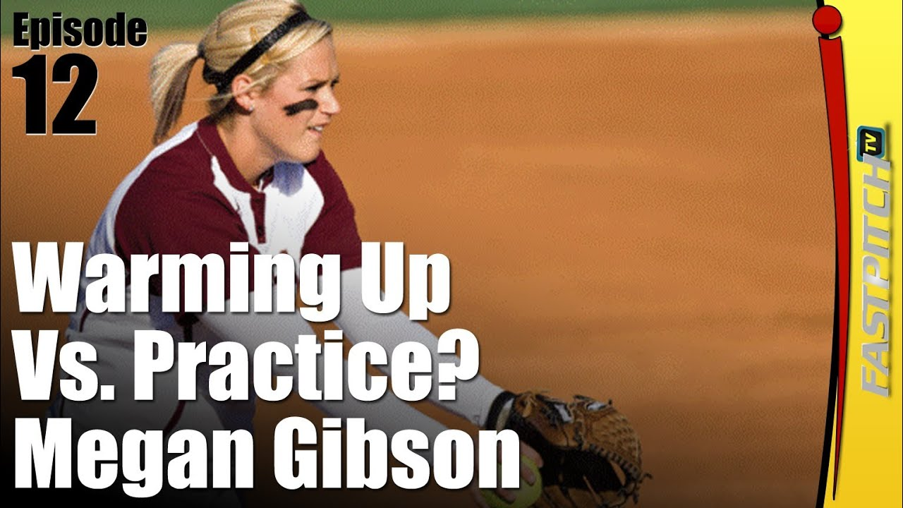 Softball Drills & Tips: Warming Up Vs. Practice | Fastpitch TV -