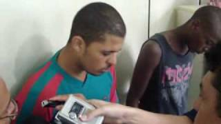 Policia Civil apresenta detentos-Santo Antonio de Jesus-Ba