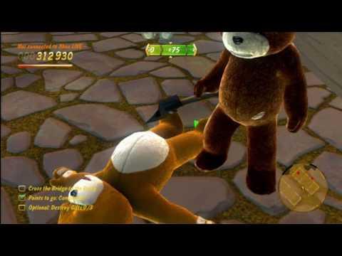 Naughty Bear Gameplay Part 2