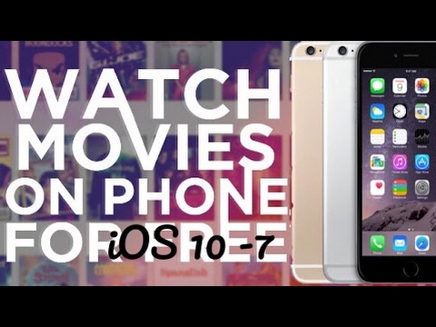How to download movies ( With Subtitles) in iOS/ How to watch latest movies  on iPhone iPad iPod 2017