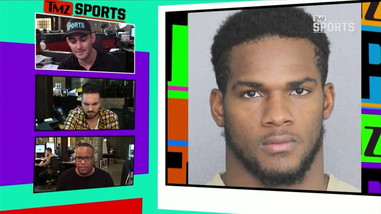 Miami Dolphins cut Mark Walton. Cops say he hit a pregnant woman.
