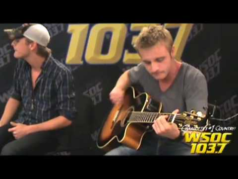 103.7 WSOC: The Carter Twins Perform