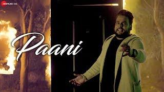 Paani - Official Music Video | Lakshay Sharma | Avantika Nalva & Vishal Singh Deot