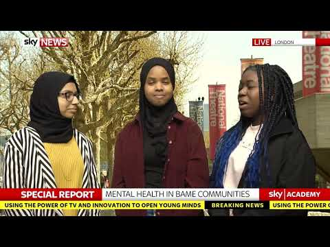 Youth reach for the Sky: mental health report
