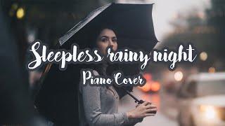 아이유 (IU) - 잠 못 드는 밤 비는 내리고 (Sleepless rainy night)   Kpop Pi…