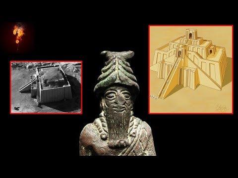 """Ancient Alien """"Nanna's"""" Temple Found In Iraq?"""