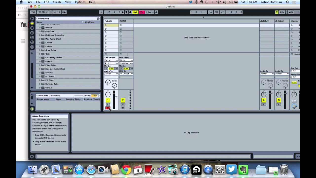 How to use samples in ableton