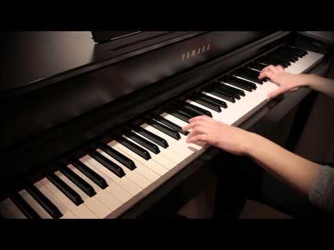 Kill la Kill OST - AdラLib / I want to know (piano)