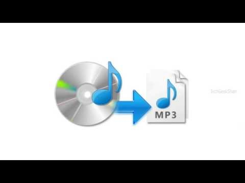 Extract/Rip Audio From Audio CD/DVD