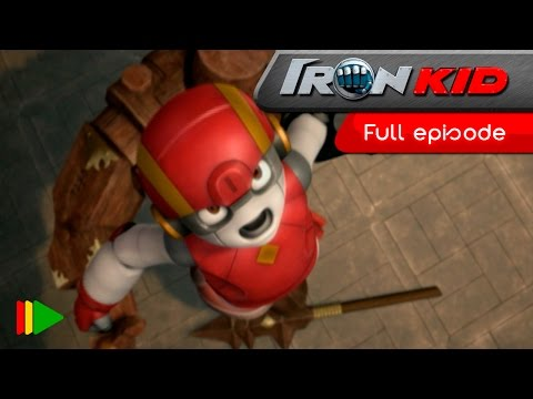 Iron Kid (English) - 13 - A Hero Is Born