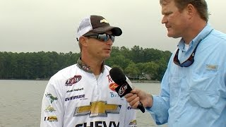 FWC Pre-Tournament Report from Lake Murray with Anthony Gagliardi