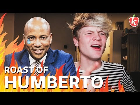 THE ROAST OF HUMBERTO TAN | Kalvijn