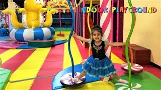 Fun Indoor Playground play area for kids