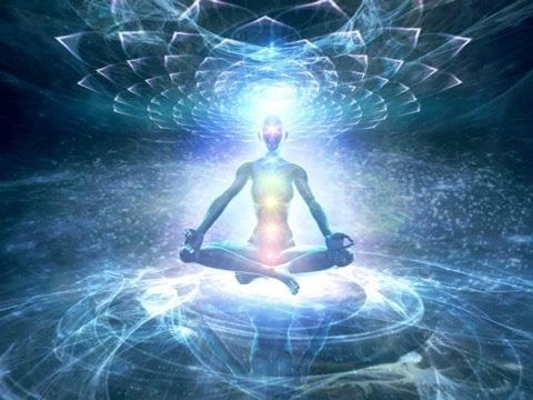 Lifting and raising meditation into the highest consciousness of Divine Love and Light