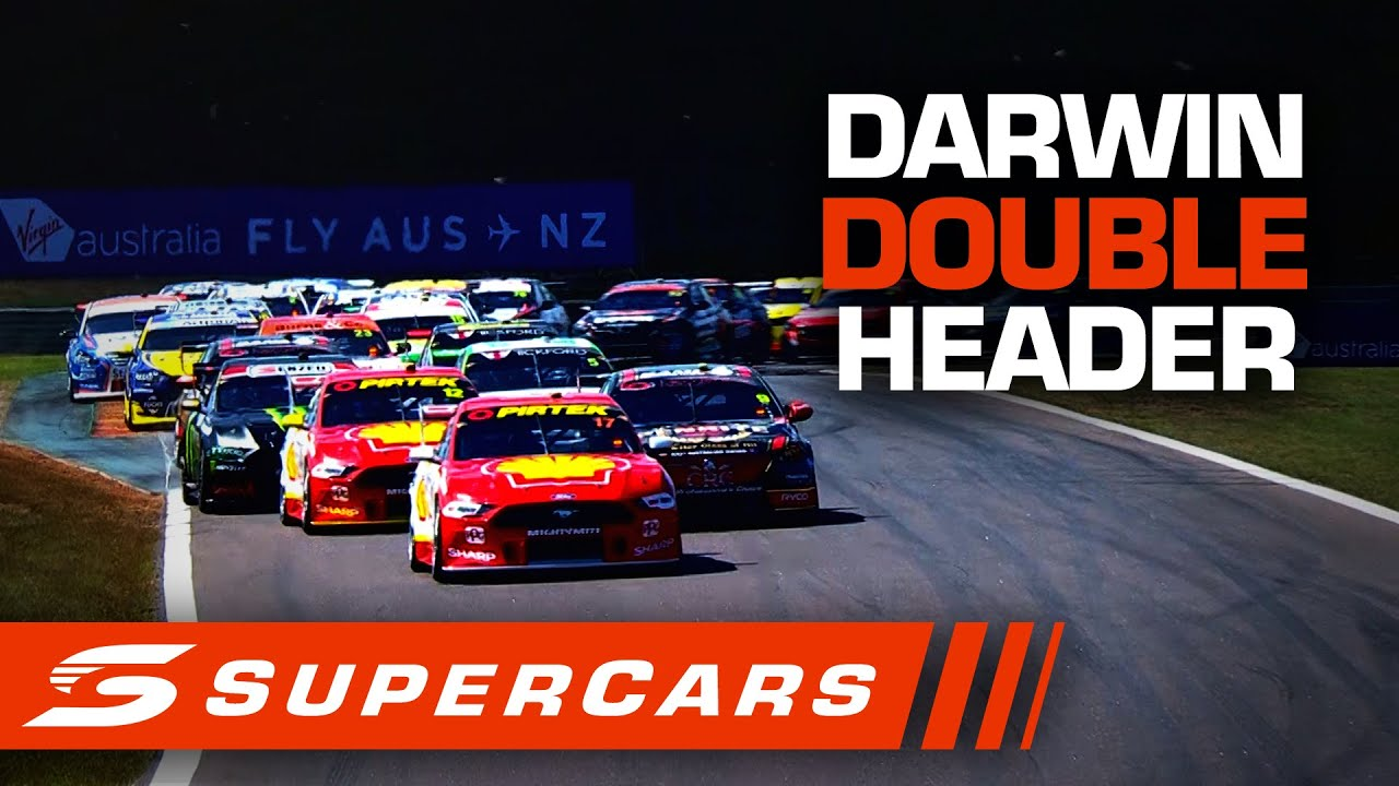 DOUBLE Header in Darwin - Darwin Triple Crown | Supercars 2020