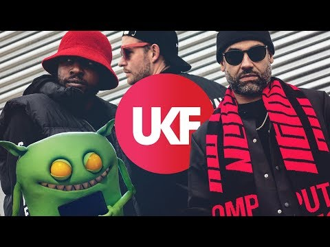 Foreign Beggars - 24-7 (ft. Feed Me)