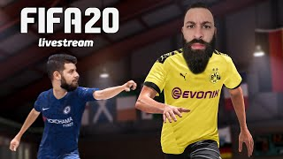 🔴 Volta & Seasons στο FIFA 20! | TechItSerious