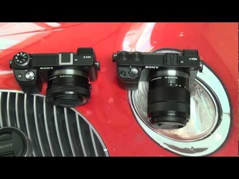 Sony NEX-6 vs NEX-7