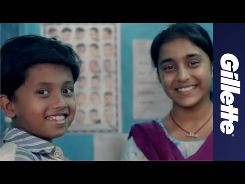 The Barbershop Girls of India | Gillette India from YouTube · Duration:  2 minutes 24 seconds