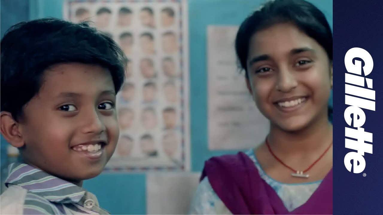 Gillette puts Indian barbershop girls front and centre of new gender