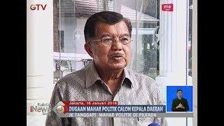 JK Sebut Tak Ada Mahar Politik untuk Prabowo saat Usulkan Anies  - BIS 17/01