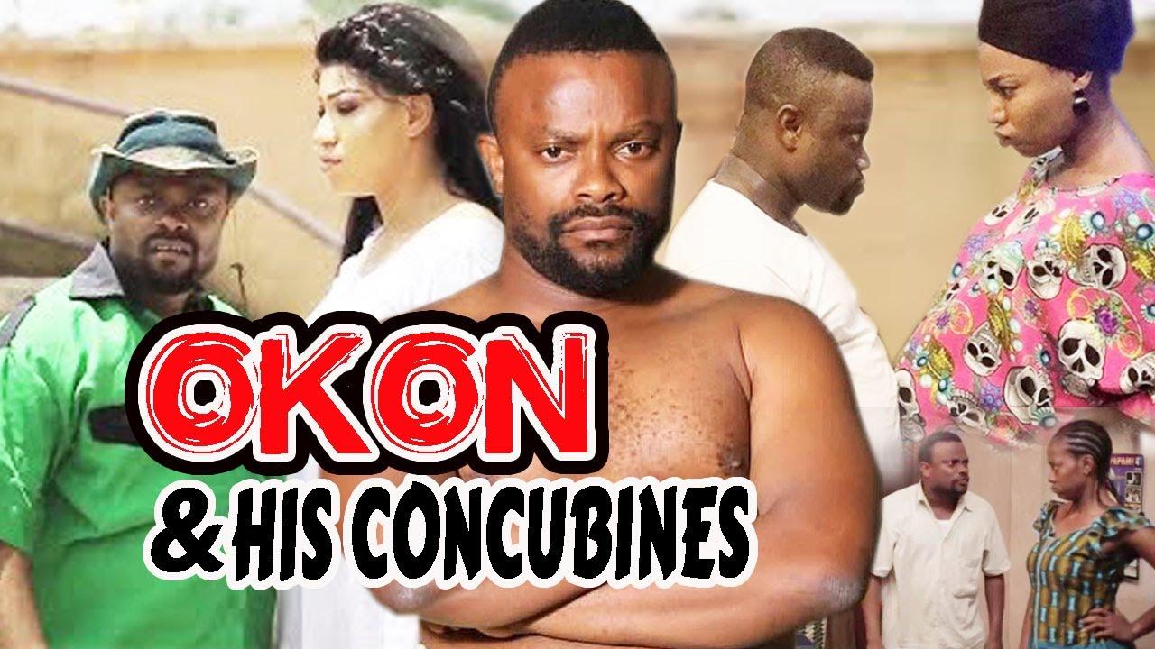 Download Okon & His Concubines -   New Trending Movies   Nigerian Movies 2021 Latest Full Movie.