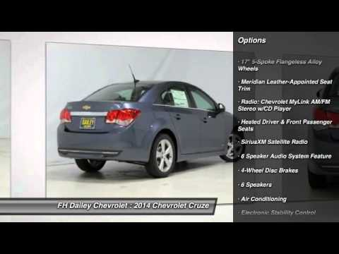 2014 Chevrolet Cruze Fh Dailey Chevrolet Bay Area San Leandro Ca 5063