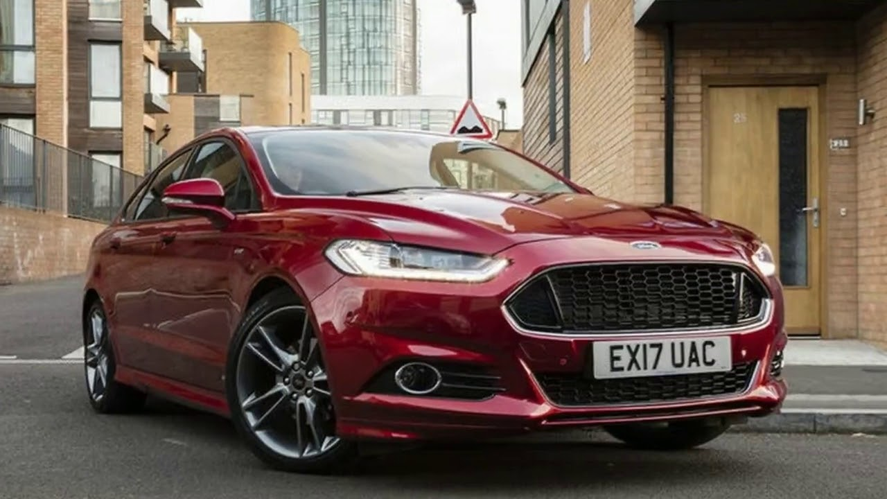 New Review Ford Mondeo St Line