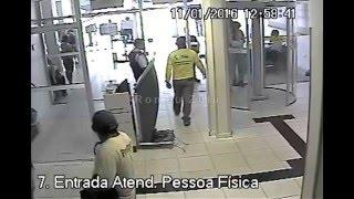 Roubo a banco em Cuiabá (11/01/2016)