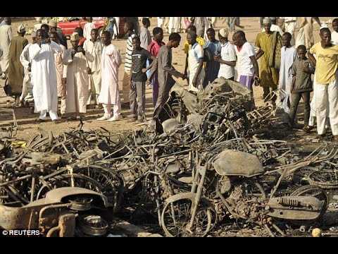 Suicide bomber hits Shi'ite procession in #Nigeria's Kano state #Terror #Suicidebomber