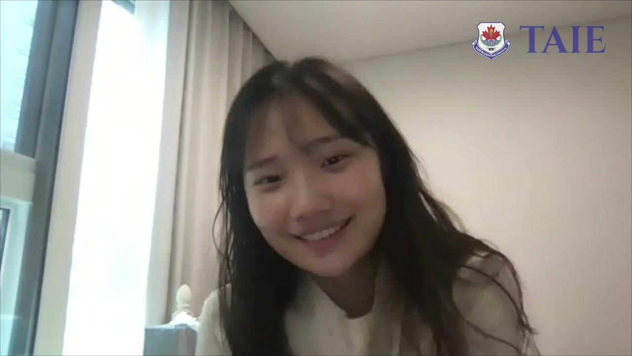 2021 Grad Spotlight - Chloe Cho